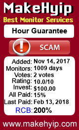 makehyip.com - hyip hour guarantee